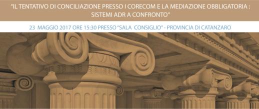 Il Tentativo di Conciliazione presso i CORECOM e la Mediazione Obbligatoria: Sistemi ADR a Confronto